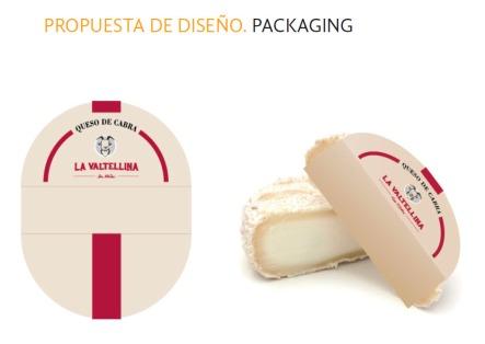 La Valtellina pakaging